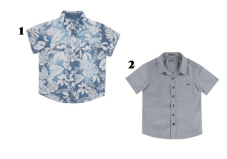 Camisas na primavera verão 2016 (Foto: Mdemulher)