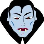 Para quem gosta, que tal um estilo mais Drácula (Foto Ilustrativa)