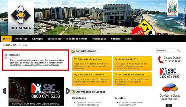 Resultado e gabarito podem ser conferidos no próprio site do Detran (Foto: Divulgação)