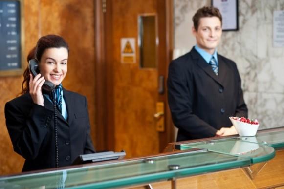 Recepcionista é um dos cursos gratuitos ofertados pela unidade. (Foto Ilustrativa)