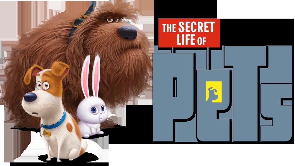 Filmes em cartaz no dia das Crianças 2016 - Pets, a vida secreta dos bichos (Foto: Divulgação)