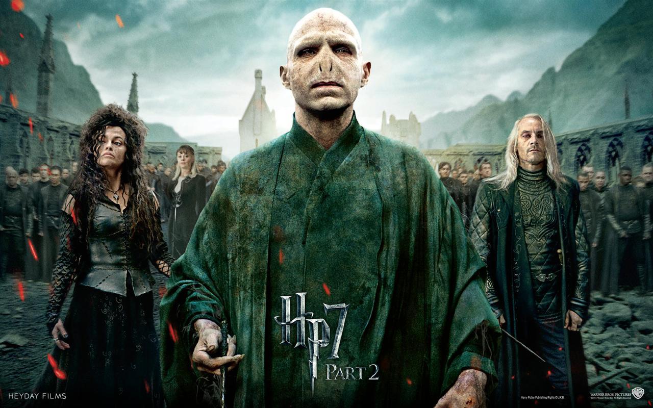 Filmes em cartaz no dia das Crianças 2016 - Harry Potter e as Relíquias da Morte Parte (Foto: Divulgação)