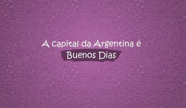 Buenos Aires, Buenos dias (Foto: Divulgação)