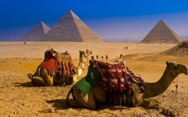 Pacote de viagens Egito CVC 2016-2017