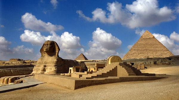 Pacote de viagens Egito CVC 2016