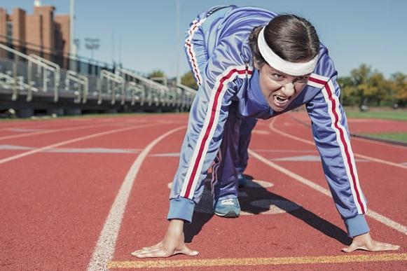 Mantenha uma rotina de exercícios aeróbicos. (Foto Ilustrativa)