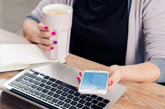 Smartphones e notebooks estão entre os produtos mais procurados na Black Friday (Foto Ilustrativa)