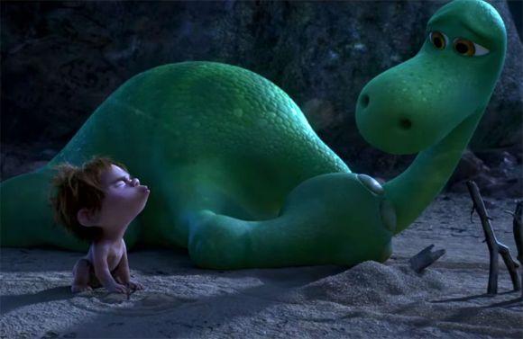 O Bom Dinossauro (Foto Ilustrativa)