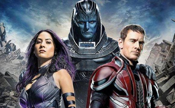 X-Men: Apocalypse (Foto Ilustrativa)