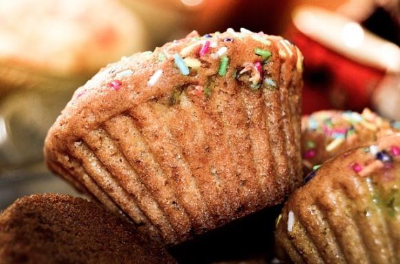 Cupcake de batata doce. (Foto Ilustrativa)