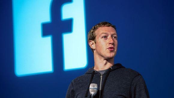 O Facebook não é azul por acaso. (Foto Ilustrativa)
