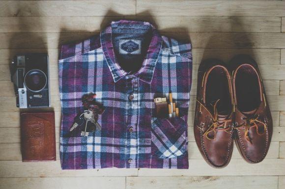 Os acessórios e os sapatos corretos dão ainda mais estilo ao homem (Foto Ilustrativa)