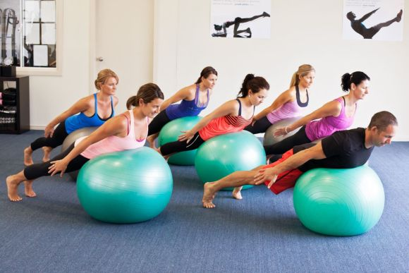 Pilates (Foto Ilustrativa)