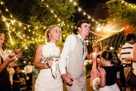 6 dicas de decoração para festa de casamento à noite. (Foto Ilustrativa)