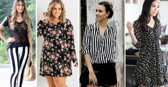 6 dicas para baixinhas usar roupas estampadas. (Foto Ilustrativa)