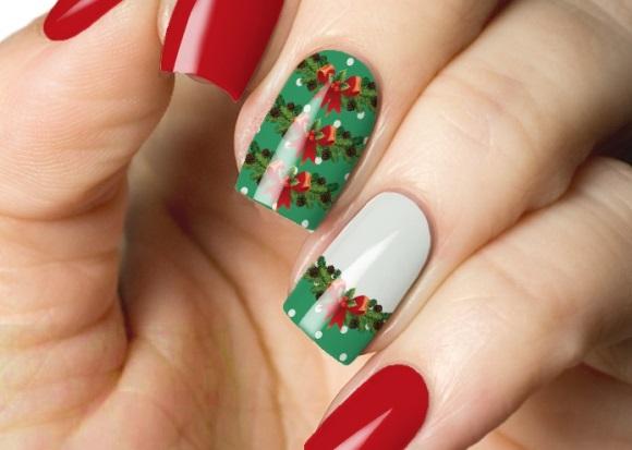A Feminice's For Nails também tem películas que celebram o natal. (Foto Ilustrativa)