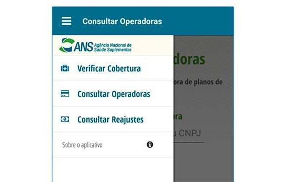 Utilize o app para realizar 3 tipos de consultas. (Foto Ilustrativa)