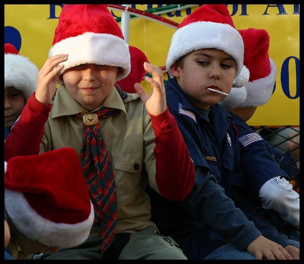 Escolas realizam atividades de Natal (Foto: Divulgação)