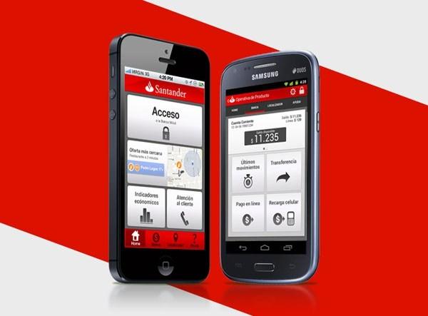 Banco Santander no Celular 3