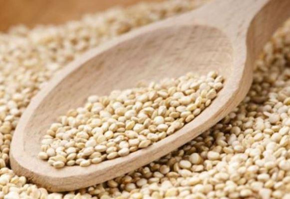 A quinoa é rica em proteínas. (Foto Ilustrativa)