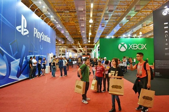 O evento reúne apaixonados por games e desenvolvedores. (Foto Ilustrativa)