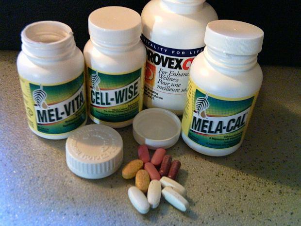 Remédios prometem vitamina para o corpo (Foto: Divulgação)