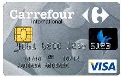 É possível contratar um seguro no Cartão Carrefour (Foto: Divulgação)