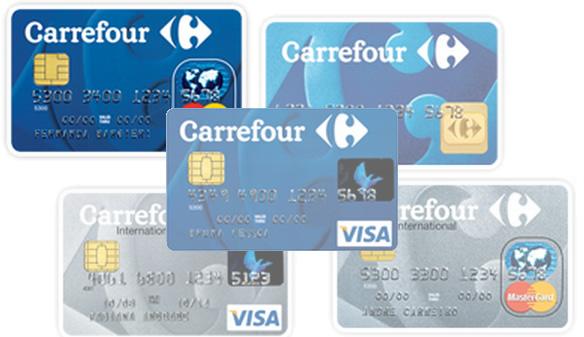 Cartão Carrefour sempre ajuda muito quem quer fazer compras com parcelamentos especiais (Foto: Divulgação)