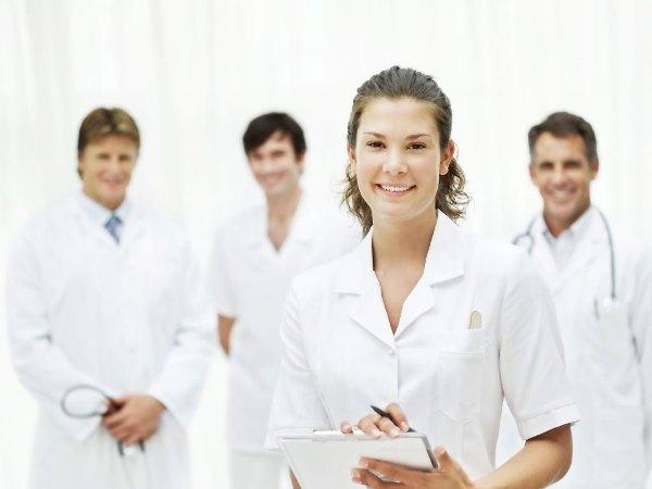 O curso de técnico em enfermagem também é uma possibilidade. (Foto Ilustrativa)