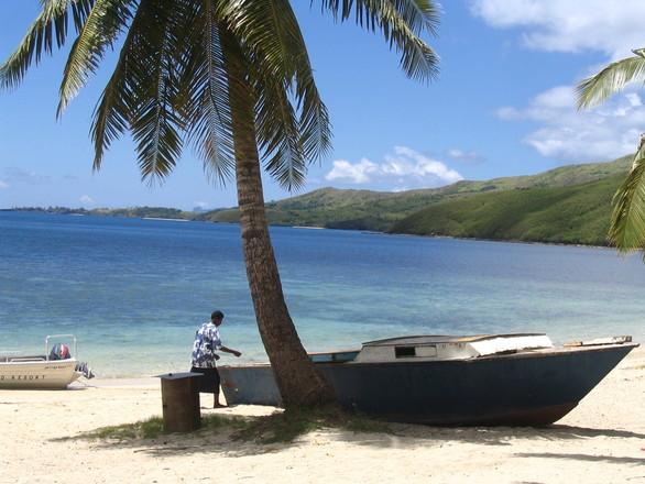 É mais fácil relaxar as ideias num paraíso (Foto: FreePik)