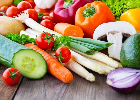 Procure manter uma alimentação saudável. (Foto Ilustrativa)
