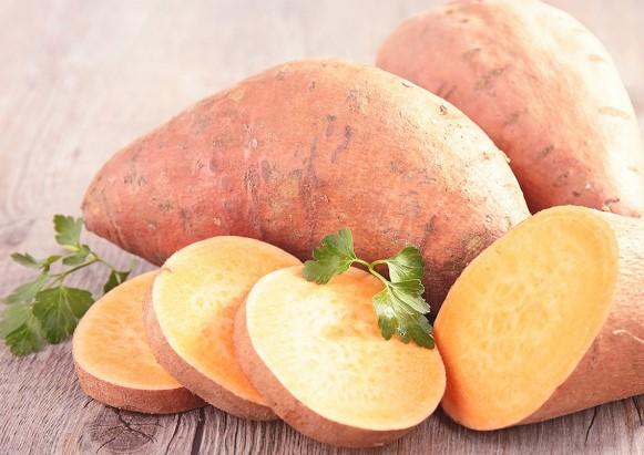 A batata doce é um carboidrato do bem. (Foto Ilustrativa)
