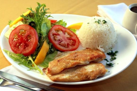 Respeite os horários das refeições. (Foto Ilustrativa)