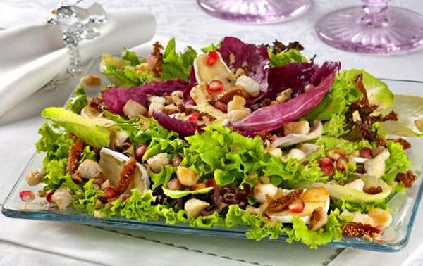Use e abuse de pratos leves, sem calorias (Foto: Divulgação)