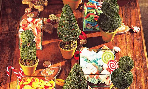 Veja como decorar a sua ceia de Natal (Foto: Mdemulher)