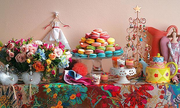 Doces que podem decorar a sua ceia de Natal (Foto: Mdemulher)