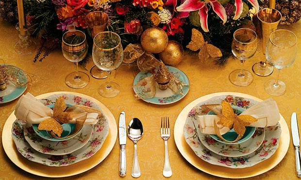 Pratos para a sua ceia de natal (Foto: Mdemulher)