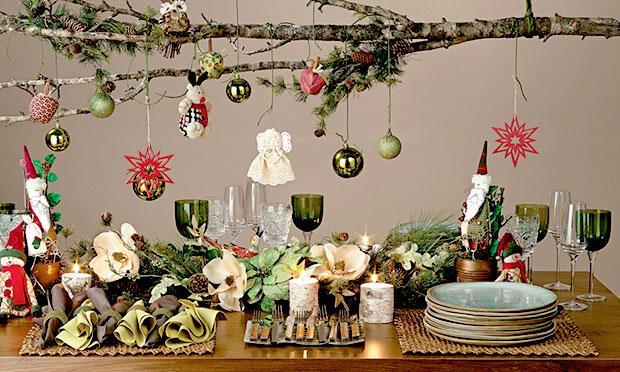 Bolas lindas para a ceia de Natal (Foto: Mdemulher)
