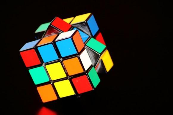 Como montar um cubo mágico em 20 segundos. (Foto Ilustrativa)