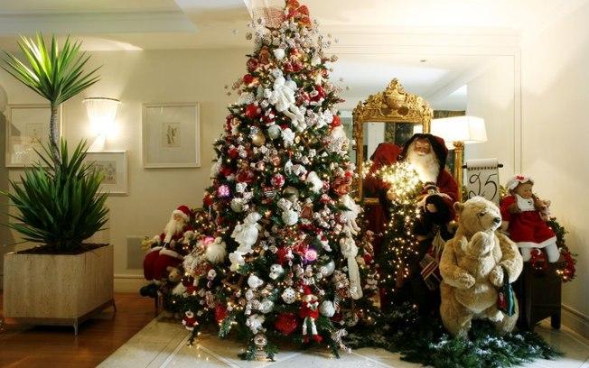 Comprar Arvore de Natal Decorada (Foto: Divulgação)