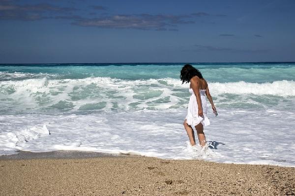 Roupa para réveillon na praia (Foto: Divulgação)