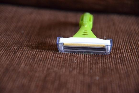 A lâmina é prática, mas não oferece um resultado duradouro. (Foto Ilustrativa)