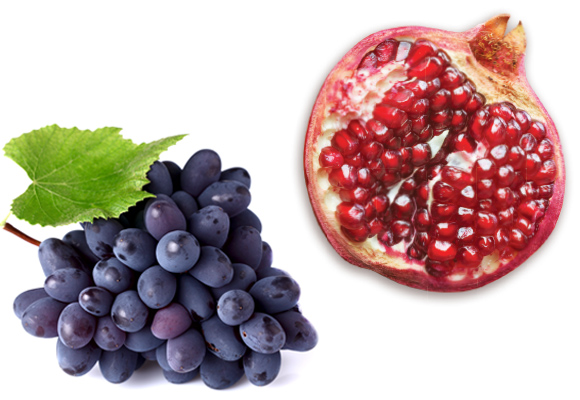 Agora conhecendo as diferenças dessas duas frutas, você quem escolhe qual inserir na sua ceia (Foto: Divulgação)