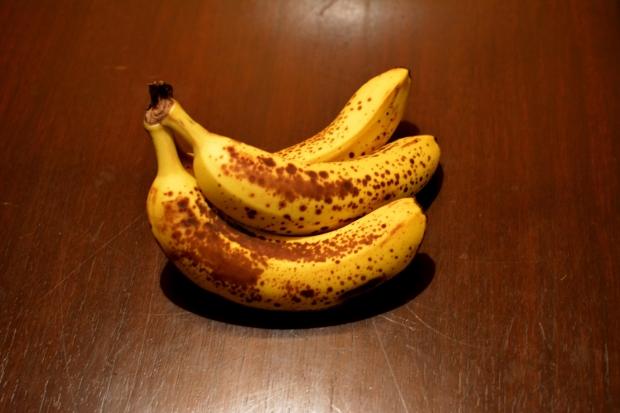 Banana precisa estar fresquinha (Foto: Divulgação)
