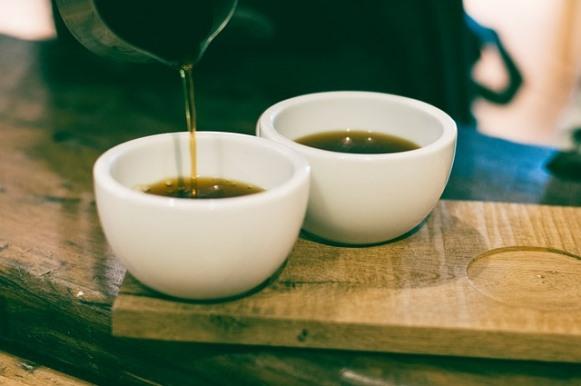 Tome chá verde após a refeição. (Foto Ilustrativa)