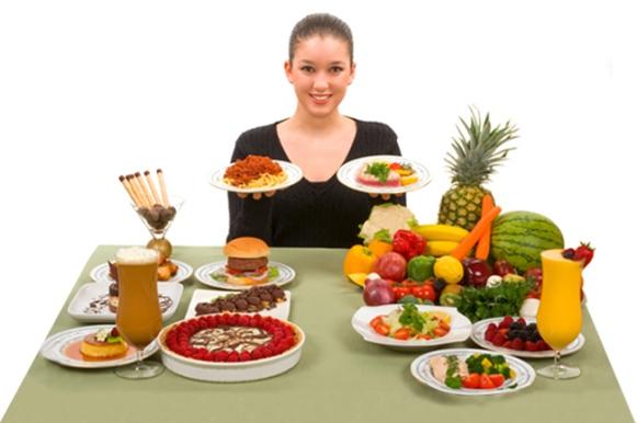 Emagrecer com reeducação alimentar passo a passo. (Foto Ilustrativa)
