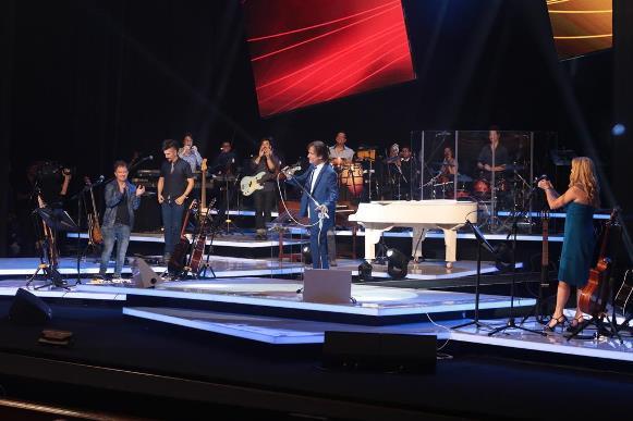 O show já foi gravado no Theatro Municipal do Rio de Janeiro. (Foto Ilustrativa)
