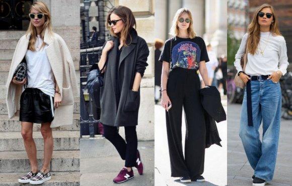 A moda agora é não se preocupar com moda. (Foto Ilustrativa)