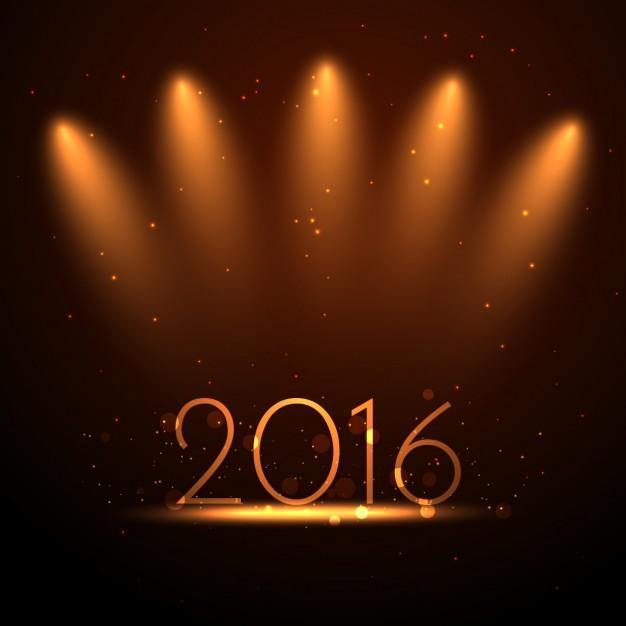 Felicitações de Ano Novo (Foto: Divulgação)