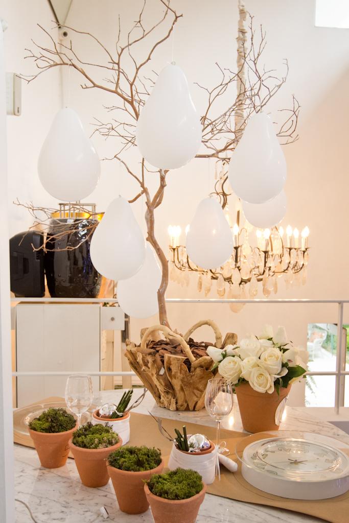 Bexigas podem ser usadas na sua decoração de Natal (Foto: Casa Abril)